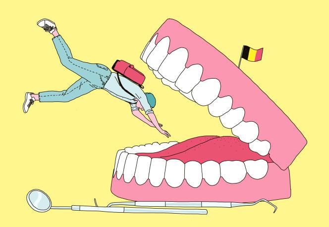 Devenir dentiste en se formant en Belgique, une opération risquée A quelques kilomètres de la frontière française, une école propose un cursus en médecine dentaire, en partenariat avec une institution maltaise. Le diplôme devrait permettre de devenir dentiste, sans garantie de pouvoir exercer en France.