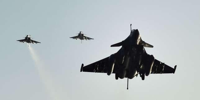 L'Egypte confirme l'achat de30avions decombat Rafale à la France