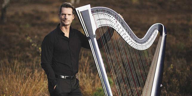 Sur Arte.tv, «Xavier de Maistre», la harpe au masculin et au sommet