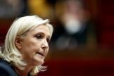 Marine Le Pen, le 7 octobre 2019.
