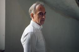 Mathias Echène à Paris, le 30 avril 2021.