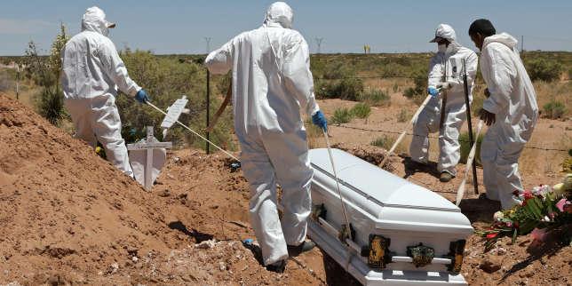 Au Mexique, le gouvernement accusé de minimiser «l'hécatombe» provoquée par la pandémie de Covid-19