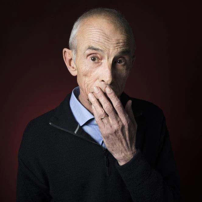 Pierre Bergounioux, en mars2019.