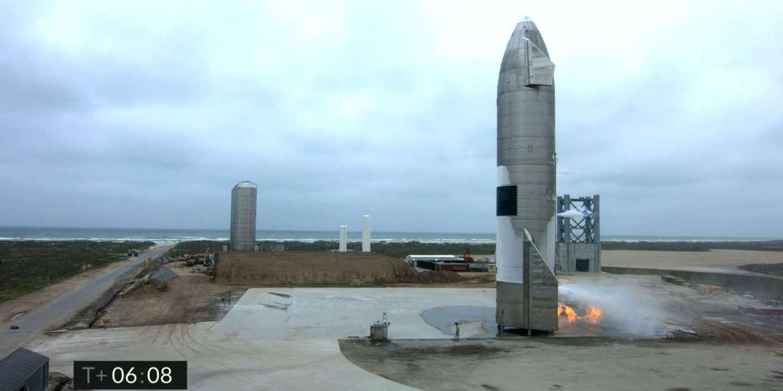Pour la première fois, le lanceur Starship de SpaceX réussit à se poser sans exploser