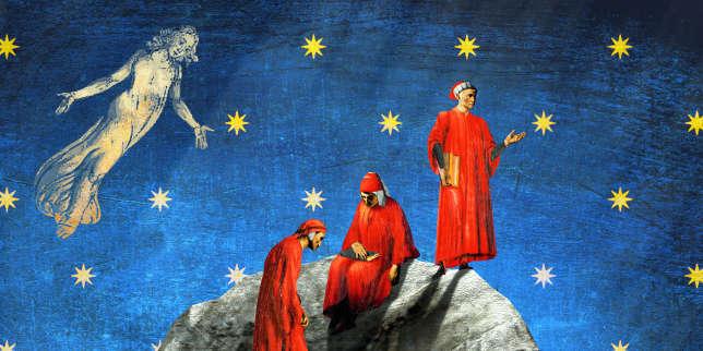 A bonne distance de Dante, entre les silences