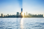 L'île de Manhattan, calibrée pour Instagram.