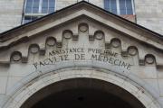 L'université de médecine de Paris.