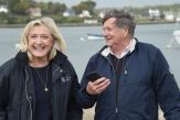 Régionales : en Bretagne, Marine Le Pen rêve d'une «révolution»