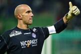 Christophe Revault en novembre 2004, il était alors gardien à Toulouse.