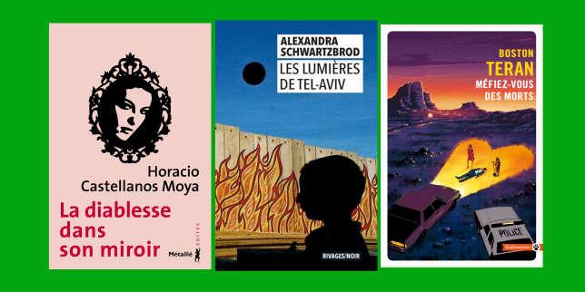 Horacio Castellanos Moya, Alexandra Schwartzbrod, Boston Teran: la chronique «poches» de Véronique Ovaldé