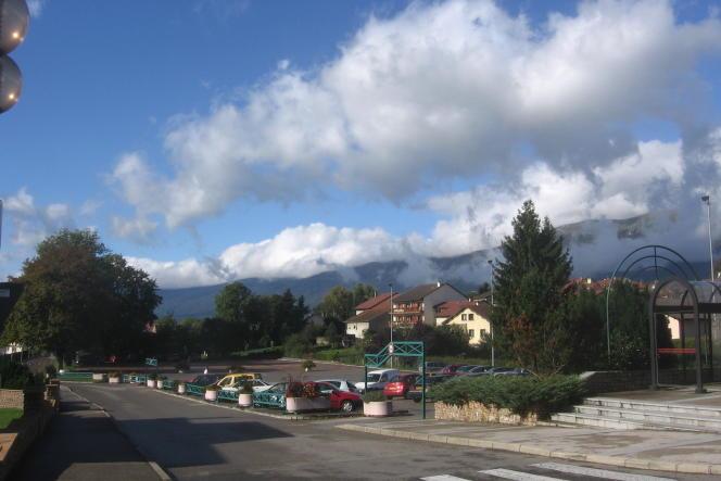Saint-Genis-Pouilly, dans l'Ain, le 7 octobre 2006.