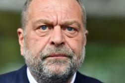 Le garde des sceaux et candidat aux élections régionales dans les Hauts-de-France, Eric Dupond-Moretti, en septembre 2020, à Paris.