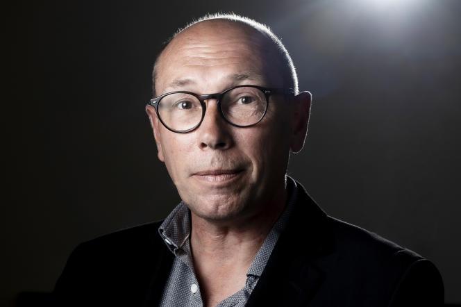 Stéphane Mazevet, astrophysicien, le 4 mai 2021 à Ivry-sur-Seine.