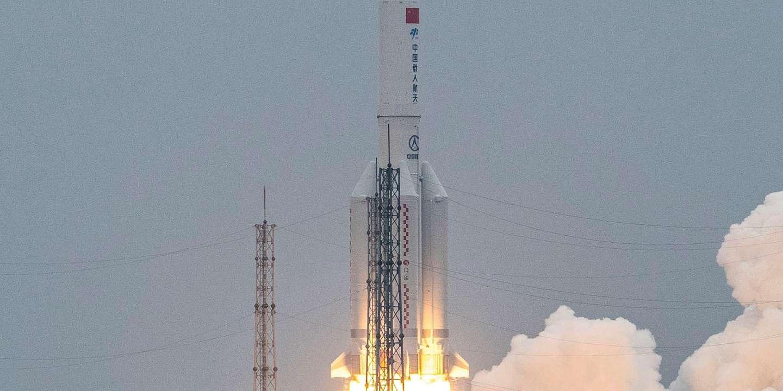 La fusée chinoise devrait rentrer dans l'atmosphère terrestre dans la nuit de samedi à dimanche