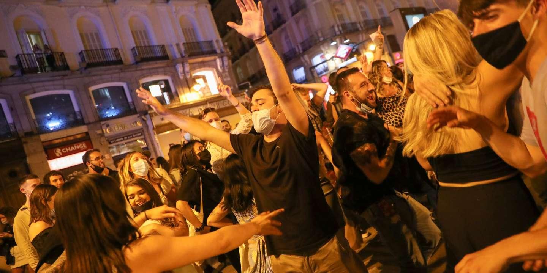 Covid-19 dans le monde : l'Espagne lève partiellement des restrictions sanitaires