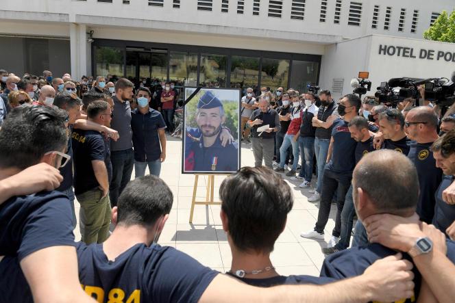 Hommage à Eric Masson, le 9 mai à Avignon