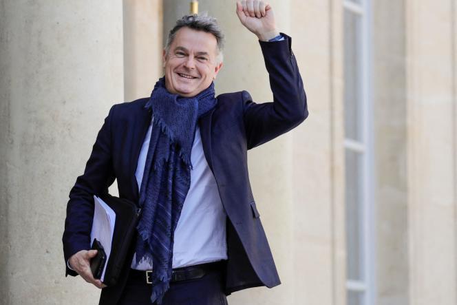 Fabien Roussel, le 29 mars 2019.