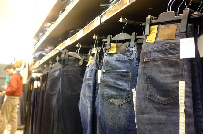 Le Denim Center pourrait ainsi assurer environ 6 % des jeans vendus par l'enseigne Pimkie.