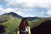 Dans les Pyrénées, en 1998.