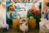Les adeptes du candomblé, une religion afro-brésilienne, persécutés par les pentecôtistes et les narcotrafiquants au Brésil