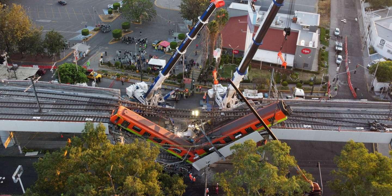 La tragédie du métro de Mexico fragilise la gauche au pouvoir