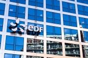 Le siège d'EDF, à Paris, en février 2019.