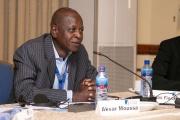 Le journaliste nigérien Moussa Aksar,directeur du journal«L'Evénement».