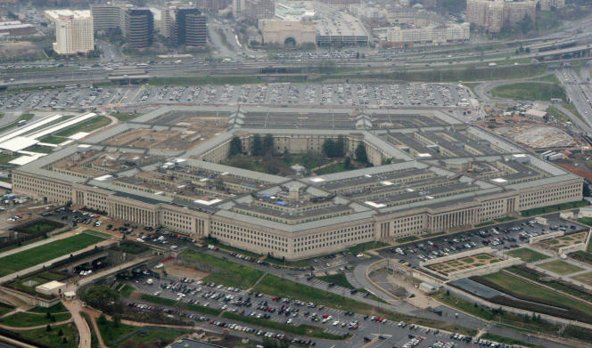 The Pentagon, March 27, 2008.