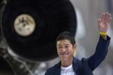 Le milliardaire japonais Yusaku Maezawa, qui a fait fortune dans le commerce en ligne, en septembre 2018.