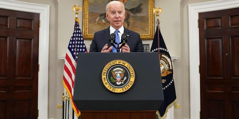 Joe Biden affirme que les pirates ayant visé Colonial Pipeline étaient basés en Russie