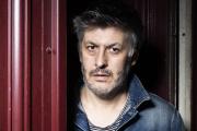 Le cinéaste et écrivain Christophe Honoré, à Paris, en avril 2020.