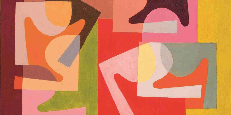 au Centre Pompidou, les femmes dans l'histoire de l'abstraction