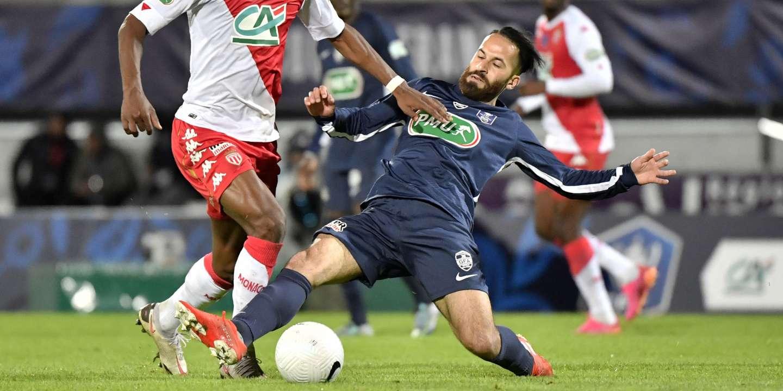 Coupe de France : Monaco bat Rumilly-Vallières et rejoint le PSG en finale