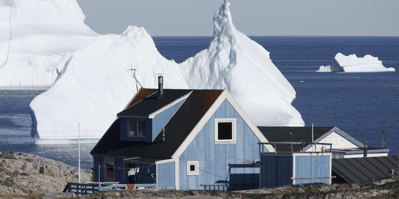 Un lieu, une rencontre : le Groenland de Julien Caquineau