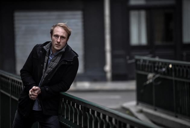 Martin Blachier à Paris, le 16 novembre 2020.