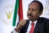 Le premier ministre soudanais, Abdallah Hamdok, à Khartoum, le 11mai 2021.