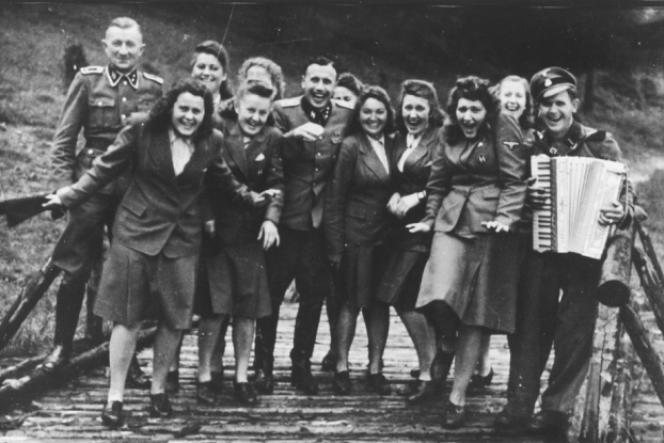 Photo extraite de« La Diaspora des cendres»,œuvre radiophonique de William Karel.