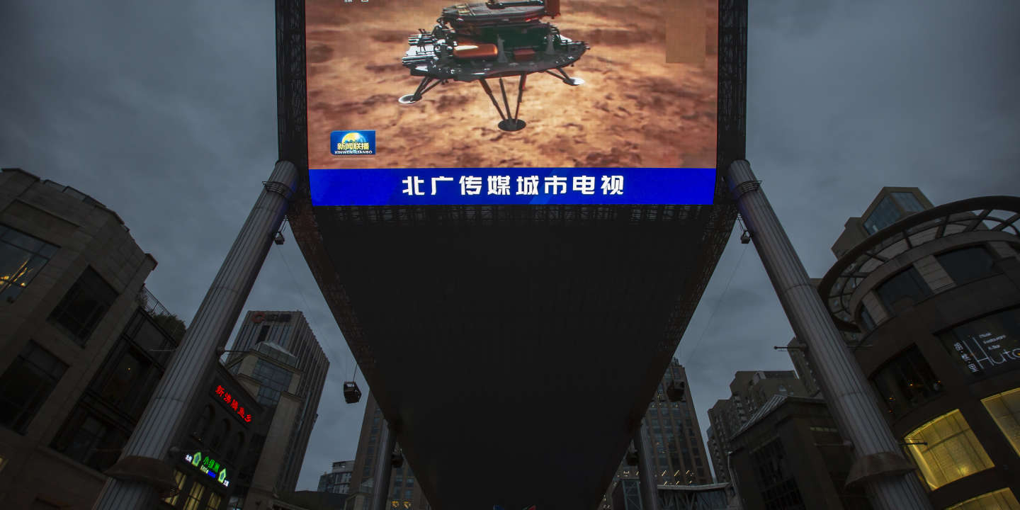 With the success of its Martian rover, China continues its long spacewalk - archyworldys