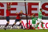 Lille n'a pas été en mesure de battre Saint-Etienne dimanche soir (0-0).