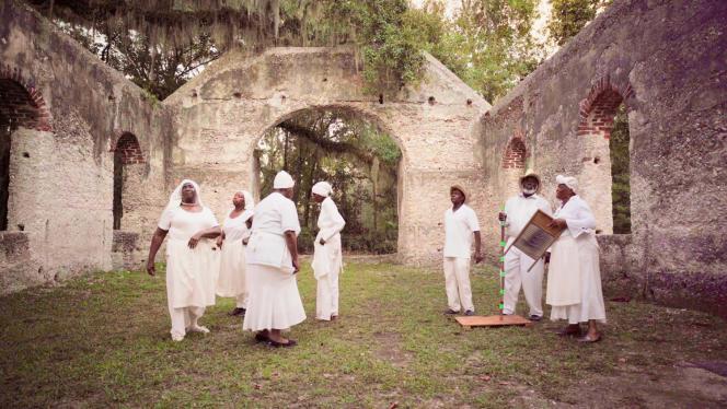Le documentaire «La Part du lion» rappelle que les esclaves noirs dans les plantations du sud des Etats-Unis maintenaient notamment par la nourriture le lien avec leurs origines ouest-africaines.