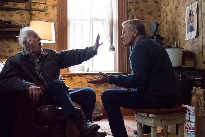 Willis (Lance Henriksen) et John (Viggo Mortensen) dans «Falling», de Viggo Mortensen.