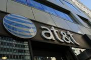 Un magasin AT&T, sur la Cinquième Avenue, à New York, en octobre 2016.