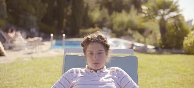 Adèle Exarchopoulos dans le film «Mandibules», de Quentin Dupieux.