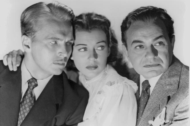«Les Yeux de la nuit»(1948), de John Farrow.