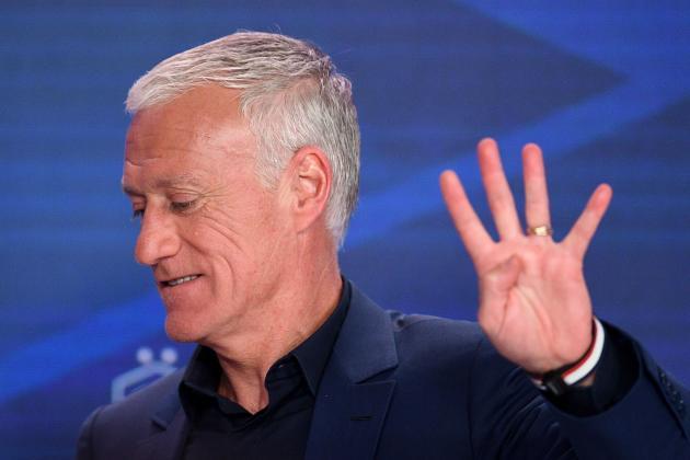 En comptant l'Euro 2021, Didier Deschamps aura dirigé quatre compétitions à la tête des Bleus.