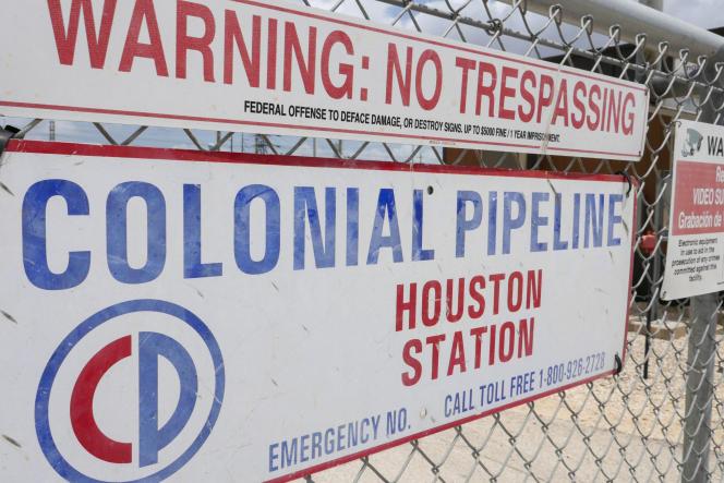 Etats-Unis : les oléoducs Colonial Pipeline ont versé une rançon de 4,4  millions de dollars à des hackeurs