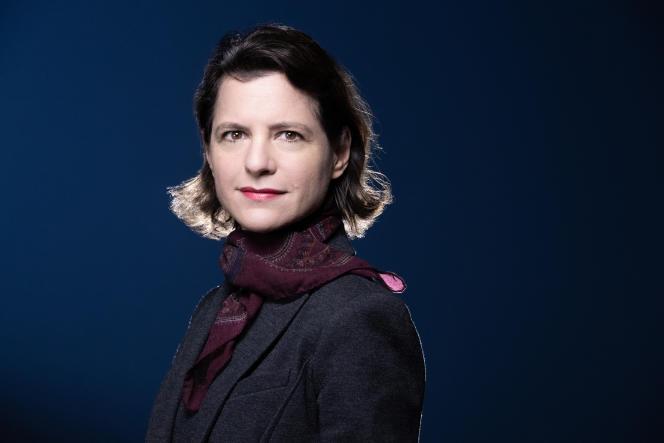 La directrice générale d'Engie, Catherine MacGregor, le 3 décembre 2020 à Paris.