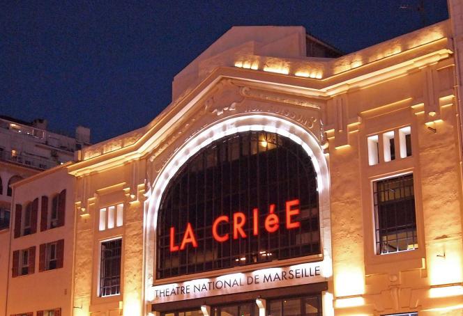 La Criée, centre dramatique national de Marseille.