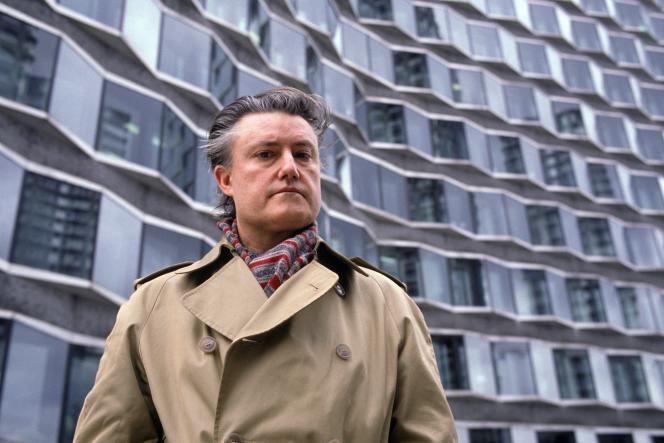 François Fédier, en mars 1988.