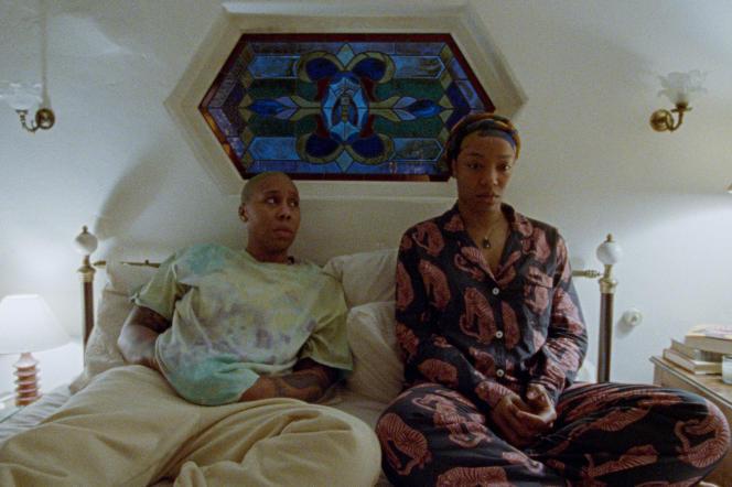 Denise (Lena Waithe) et Alicia (Naomi Ackie) dans la saison 3 de«Master of None».